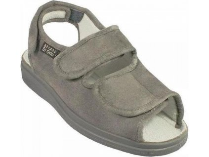 676M006 42 - Dr. ORTO - pánský sandál šedý