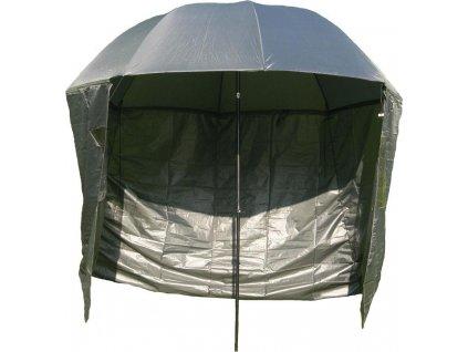 Rybářský deštník s bočnicemi SEDCO 500503 Khaki 500503