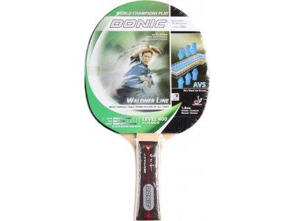 Pálka na stolní tenis DONIC WALDNER 400  20011