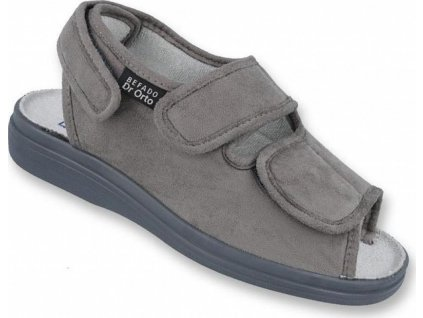 676D006 36 - Dr. ORTO - dámský sandál šedý