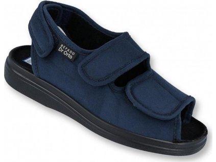 676D003 36 - Dr. ORTO - dámský sandál modrý