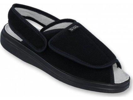983D004 36 - Dr. ORTO - dámský sandál černý