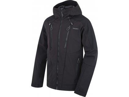 Pánská softshell bunda   Sevan M černá