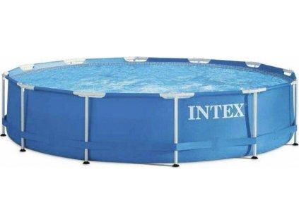 Bazén Intex 28212 METAL FRAME POOL 366x76 cm SET  28212