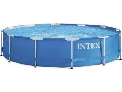 Bazén Intex 28210 METAL FRAME POOL 366x76 cm  28210