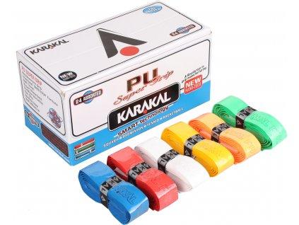PU Super grip Assorted základní omotávka mix barev balení 1 ks