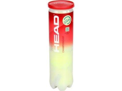 CHAMPIONSHIP tenisové míče balení 4 ks
