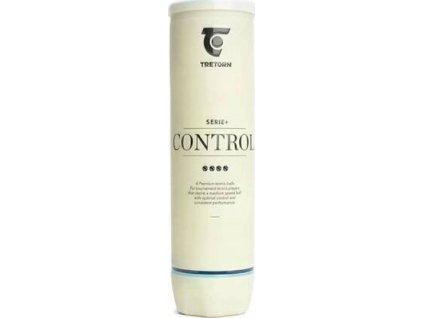 Serie+Control tenisové míče balení 4 ks