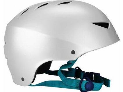 Aggressive helma in-line stříbrná velikost oblečení S
