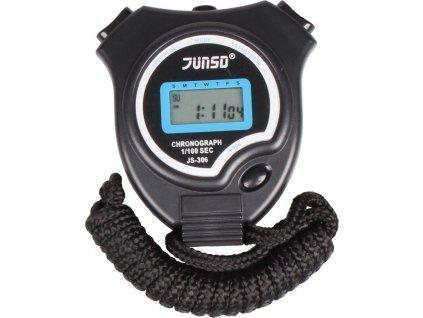 JS306D stopky s jedním mezičasem