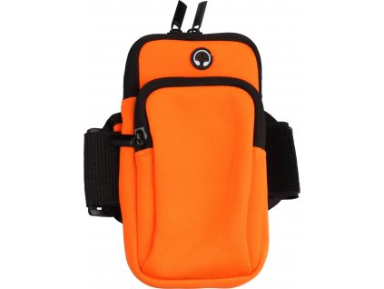 Phone Arm Pack pouzdro pro mobilní telefon zelená