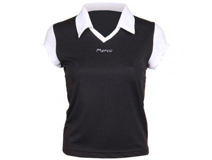 DP-01 dámské triko černá-bílá velikost oblečení 140