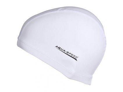 Best koupací čepice bílá