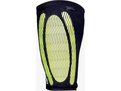 Compression Thigh kompresní návlek na stehno černá velikost oblečení S