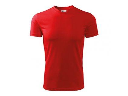 Fantasy pánské triko červená velikost oblečení S