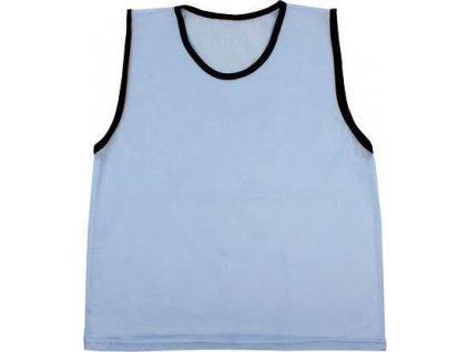 Premium rozlišovací dres modrá velikost oblečení 140