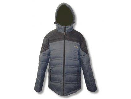 Pánská péřová bunda MERCOX MONT BLANC black
