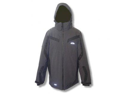 Mercox bunda zimní Halti grey