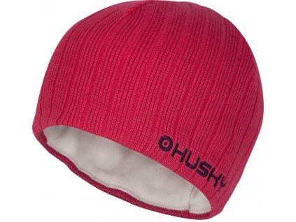 čepice   Hat 1 růžová