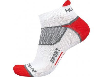 Ponožky   Sport červená