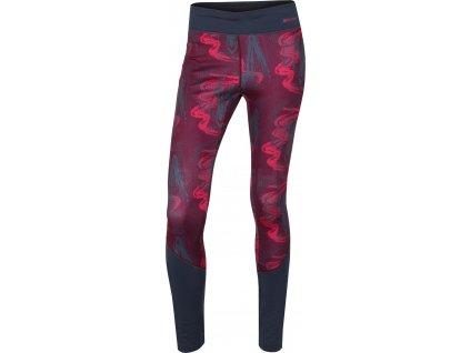Dámské termo kalhoty - podzim, zima  Active winter pants L fíková