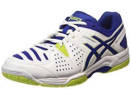 Asics Gel-Dedicate 4 E507Y 0143 obuv tenisová pánská  + DÁREK K OBUVI FUNKČNÍ PONOŽKY