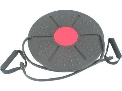 Balanční deska BOARD s posilovací gumou  1134A