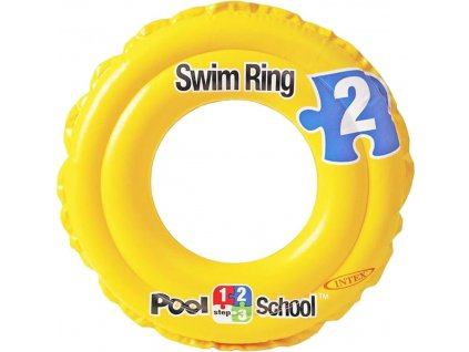 Kruh plavací INTEX DELUXE 51cm  58231