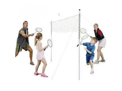 Síť SEDCO badminton Rekreant s tyčemi  0125