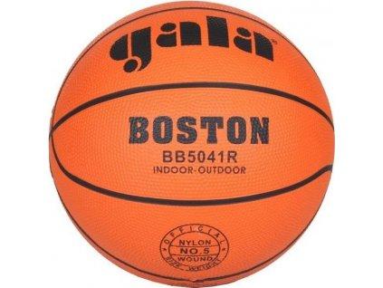Míč basket BOSTON BB5041R oranžový