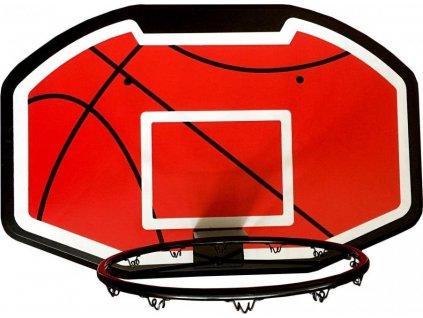 Panel na basket Sedco + koš + síťka