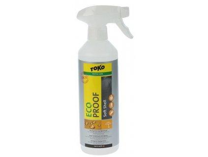 Toko ECO Soft Shell Proof impregnace 500ml impregnace Soft Shell 500ml