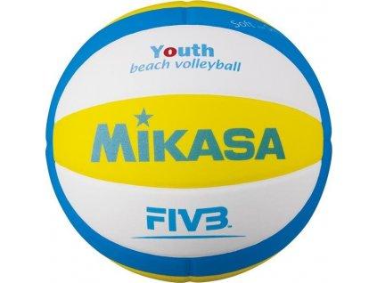 Míč BEACH volejbal MIKASA SBV  4389