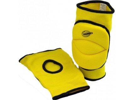 Chrániče kolen EFFEA 6644 KD žluté žlutá