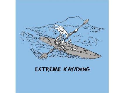 Mercox triko extreme  Kayaking blue
