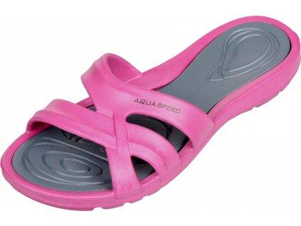 Panama dámské pantofle