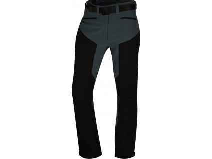 Pánské outdoor kalhoty   Krony M černý mentol
