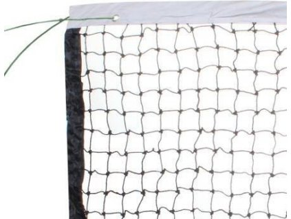 Síť tenisová SEDCO s lankem 3 mm - voskovaná  3491