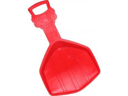 Klouzák KLAUN PLASTKON mix barev 33x56x4,5cm Červená 2109CE