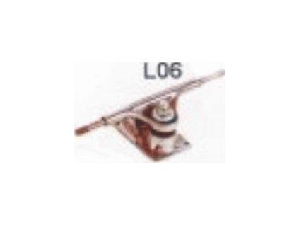 Náhradní osa SKATE ALU STRONG - rozměr 90 mm a tvrdost 84A