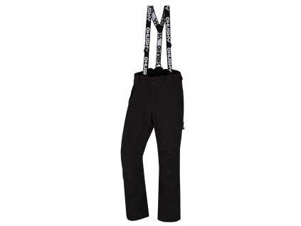 Pánské lyžařské kalhoty Galti M černá
