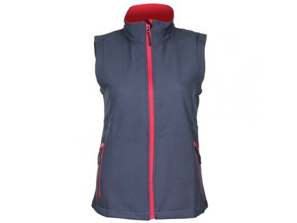 Promo dámská softshellová vesta