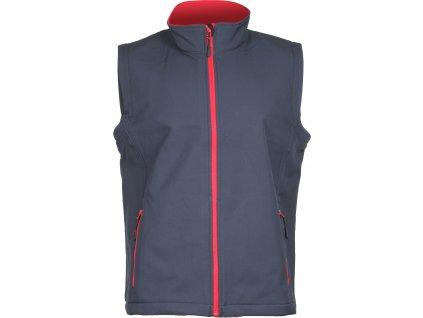 Promo pánská softshellová vesta