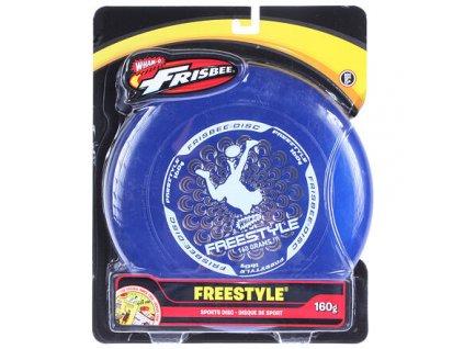 Free Style frisbee