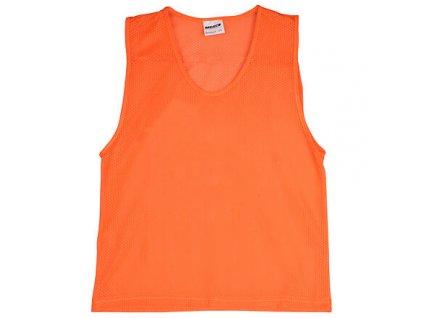 Rozlišovací dres oranžová velikost oblečení 140