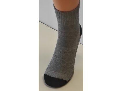 Mercox Hiking ponožky lght.grey
