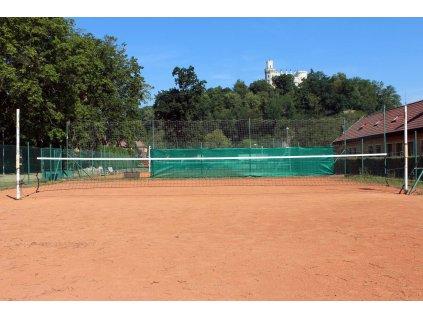 nohejbal Liga Sport lanko nohejbalová síť 3 mm