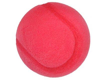 míček na soft tenis molitanový, průměr 7,5 cm