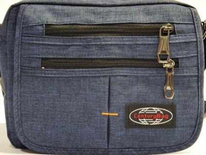 Taška přes rameno Century Bag zipová