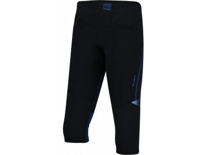 Dámské 3/4 kalhoty  Darby L tm. modrofialová